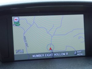 """You know you are in the middle of nowhere when you are in a """"holler"""" and over the hill from Pole Cat Road."""